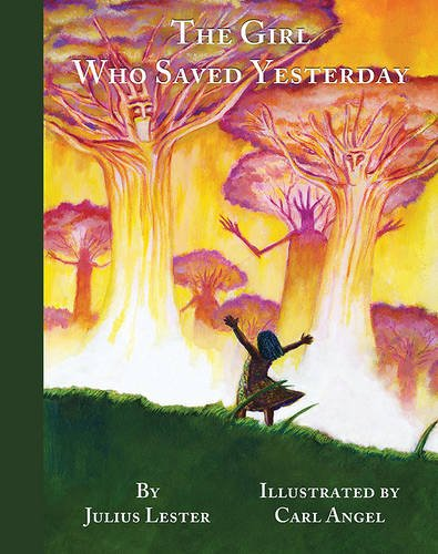 Multicultural Book of the Month: The Girl Who Saved Yesterday