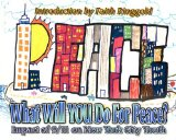 Multicultural Children's Books about peace: What Will You Do for Peace