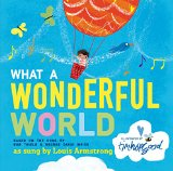 Multicultural Children's Books based on famous songs: What A Wonderful World