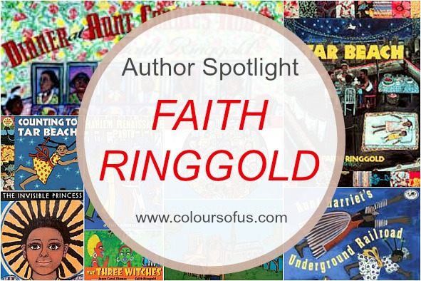 Author Spotlight: Faith Ringgold