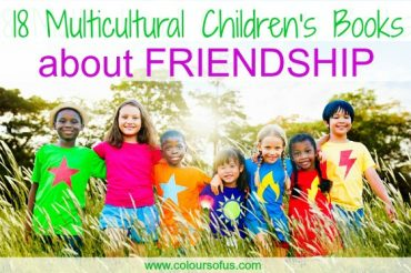 18 Multicultural Children's Books about Friendship