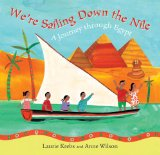 Children's Books set in the Middle East & Northern Africa: We're Sailing Down the Nile