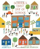 Multicultural Children's Books about school: School's First Day of School