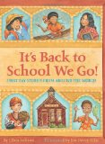 Multicultural Children's Books about school: It's Back To School We Go!