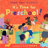 Multicultural Children's Books about school: It's time for preschool