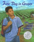 Multicultural Children's Books about school: First Day in Grapes