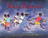 Multicultural Children's Books about school: Rain School