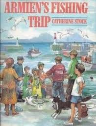 Children's Books set South Africa: Armien's Fishing Trip
