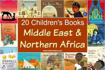 20 Children's Books set in the Middle East & Northern Africa