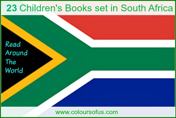 23 Children's Books set in South Africa
