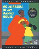 Multicultural Children's Books about grandparents: No Mirrors in my Nana's House