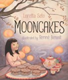 Children's Books about the Chinese Mid-Autumn Moon Festival: Mooncakes