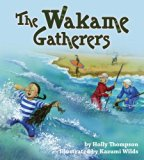 Multicultural Children's Books about grandparents: The Wakame Gatherers
