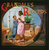 Multicultural Children's Books about grandparents: Grandma's Records