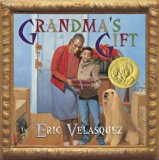 Multicultural Children's Books about grandparents: Grandma's Gift