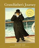Multicultural Children's Books about grandparents: Grandfather's Journey