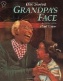 Multicultural Children's Books about grandparents: Grandpa's Face