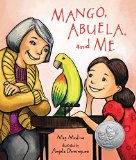 Multicultural Children's Books about grandparents: Mango, Abuela and Me