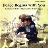 Multicultural Children's Books about peace: Peace Begins With You