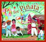 Children's Books set in Mexico: P is for Pinata