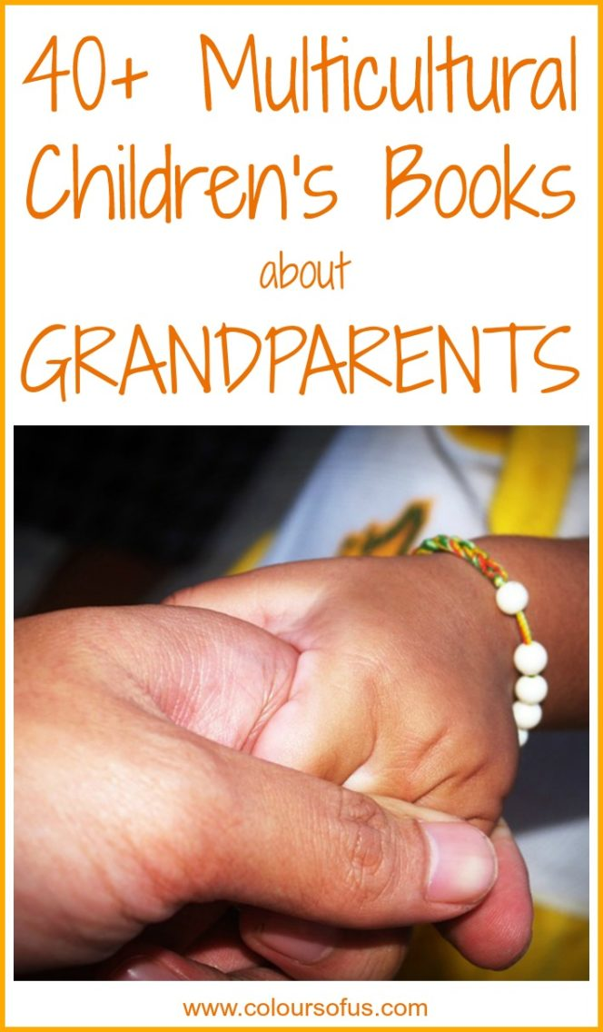 Multicultural Children's Books about grandparents