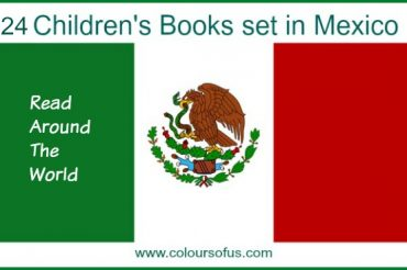 24 Children's Books set in Mexico