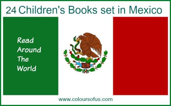 24 Children's Books set in Mexico