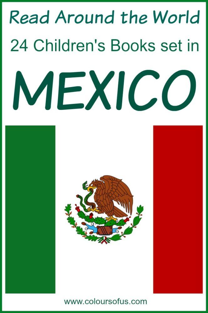 Children's Books set in Mexico