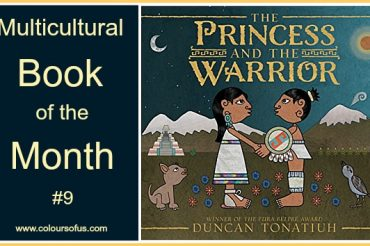 Multicultural Book of the Month: The Princess and the Warrior