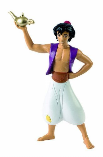Multicultural Disney Toys: Aladdin Action Figure