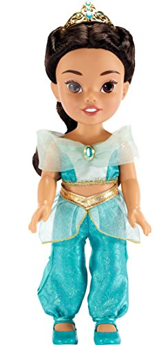 Multicultural Disney Toys: Princess Jasmine Doll