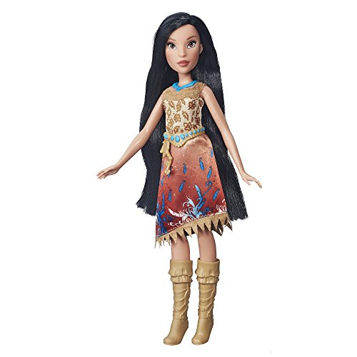 Multicultural Disney Toys: Pocahontas Doll