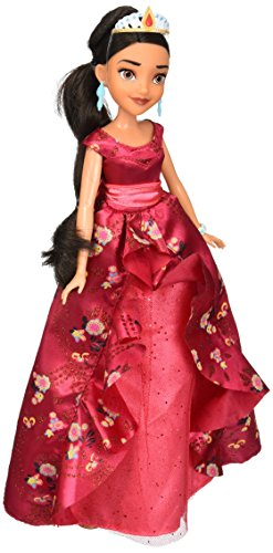 Multicultural Disney Toys: Elena of Avalor Doll