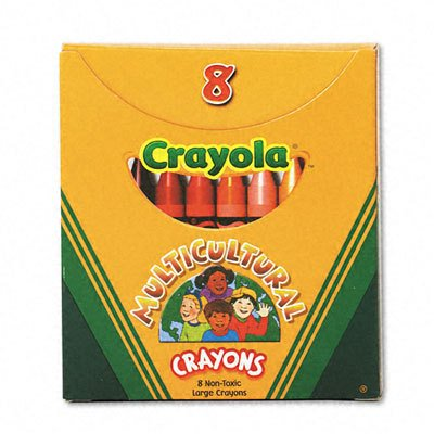 Multicultural Arts & Crafts: Multicultural Crayons