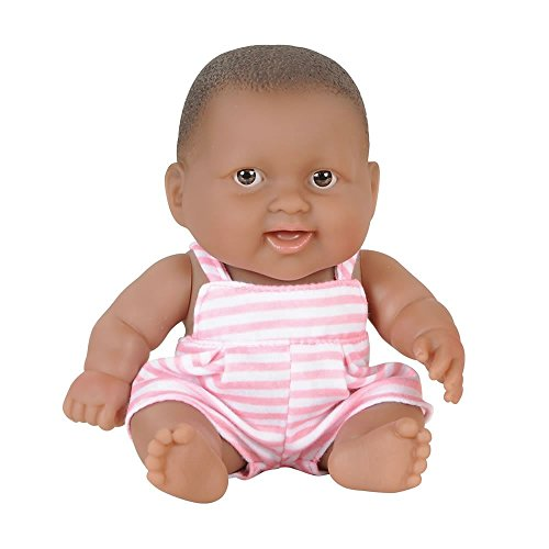 "Multicultural Dolls & Puppets: Baby Doll 8"" African American"