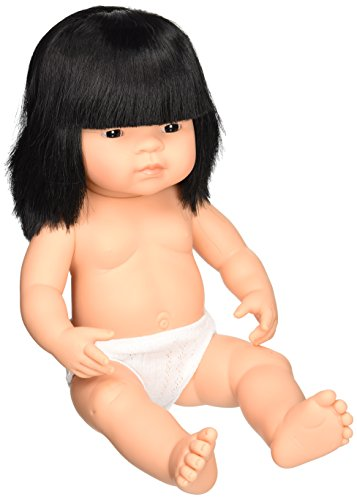 Multicultural Dolls & Puppets: Anatomically Correct Baby Doll, Asian Girl