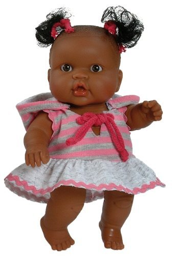 Multicultural Dolls & Puppets: African American Baby Doll