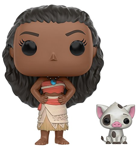 Multicultural Disney Toys: Moana Play Figure
