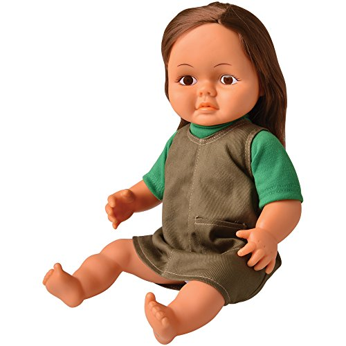 Multicultural Dolls & Puppets: Latino Girl Doll