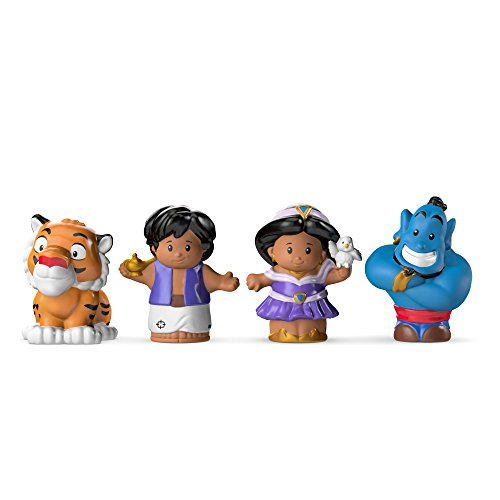 Multicultural Disney Toys: Aladdin Play Figures