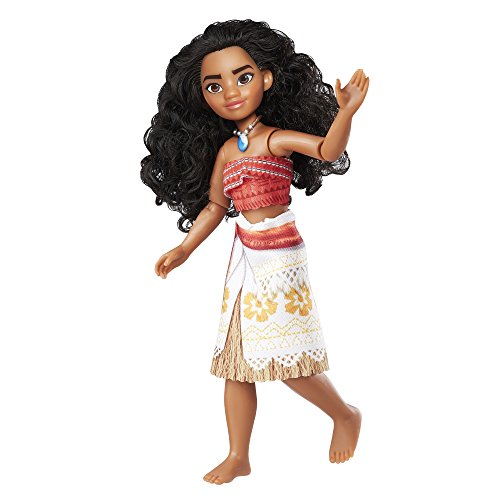 Multicultural Disney Toys: Moana Doll