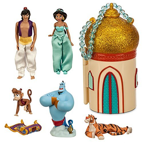 Multicultural Disney Toys: Aladdin Play Set