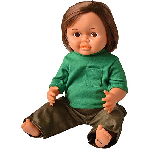 Multicultural Dolls & Puppets: Latino Boy Doll