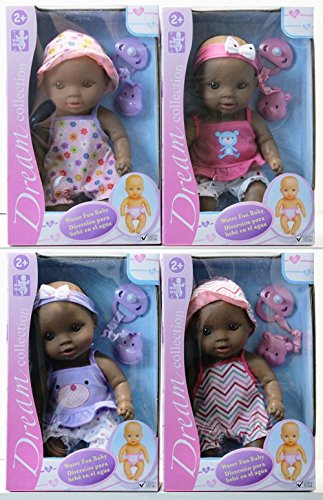 Multicultural Dolls & Puppets: Water Fun Baby Doll