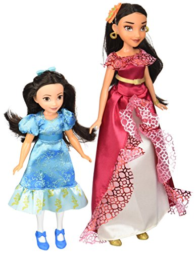 Multicultural Disney Toys: Elena of Avalor Play Figures
