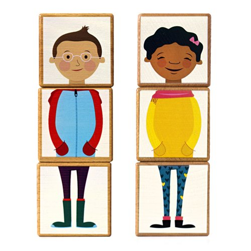 Multicultural Games & Puzzles: Mix Mates Boys & Girls