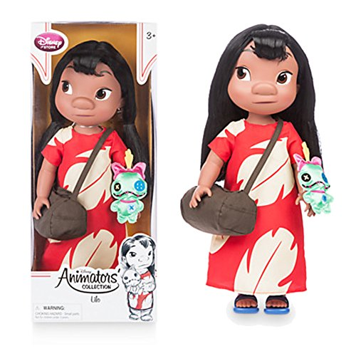 Multicultural Disney Toys: Lilo & Stitch Doll
