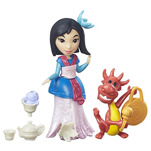 Multicultural Disney Toys: Princess Mulan Play Set