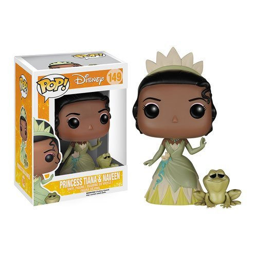 Multicultural Disney Toys: Princess Tiana Play Figure