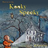 Multicultural Children's Books about Halloween: Marvin in the Kooky Spooky House